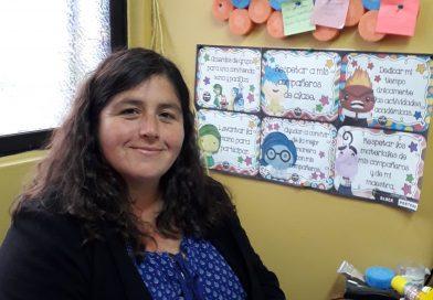 CiberAcoso – Dile no, Nueva encargada de convivencia escolar